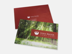 Eden Brook Home Care - Brochure