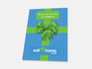 SellMyHome - Christmas Promotion Flyer