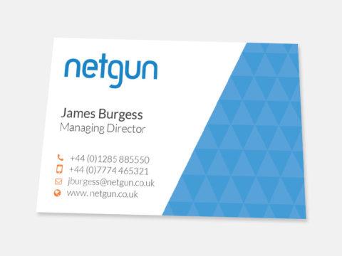 Netgun Solutions - Company Branding